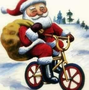 Babbo Natale In Bicicletta.A Fermo I Babbo Natale Arriveranno In Bicicletta Cronache Fermane
