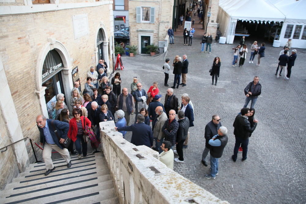 riapertura palazzo dei priori 12-10-2019