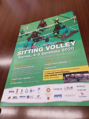 Torneo Befana Sitting Volley 2020